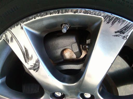 Mobile Alloy Wheel Repair Reading